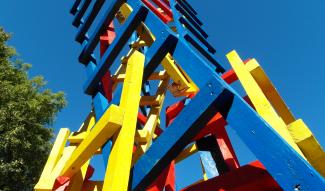 Kunst i Lovparken, Køge